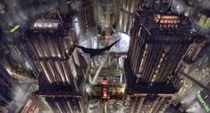 Gotham City Concept