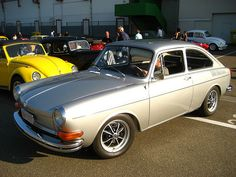 Volkswagen Type 3, Classic Cars, Automobile, Vehicles, Wheels, Ravioli, Transportation, Club, Clothing