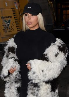 alldasheverything:   Kim out in NYC - February 12,... - one of dash dolls