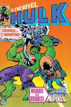 Incrível Hulk, O  n° 13/Rge | Guia dos Quadrinhos