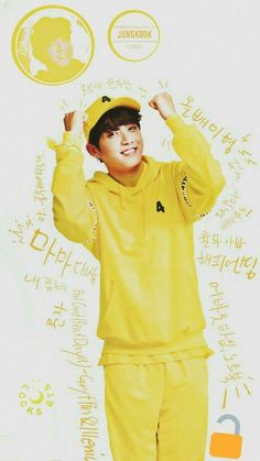 Jungkook x Yellow