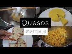 Queso de papa para gratinar - Cocina Vegan Fácil - YouTube