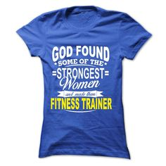 FUNNY FITNESS TRAINER T-Shirts, Hoodies. CHECK PRICE ==► https://www.sunfrog.com/No-Category/Best-Seller--FITNESS-TRAINER-57683096-Guys.html?id=41382