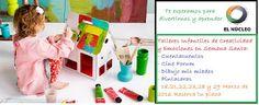 Centro de formación El Nucleo: Talleres Infantiles Creatividad y Emociones