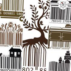 Новые решения #дизайнштрихкод by fanakalo.co.za #barcodescanner #Scan4me #штрихкод