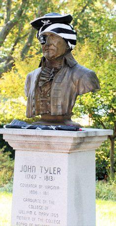 Jack Sparrow Tyler #TribePride #WMAlumni #WMAA
