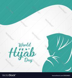 Web Design, Logo Design, Graphic Design, Hijab Logo, Islamic Girl, Shop Logo, Business Names, Adobe Illustrator, Vector Free