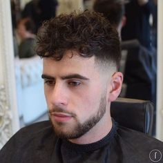 This curated selection of good haircuts for men includes some classics, trends and combinations of the two. We've got side part hairstyles, comb overs, spikes and short cuts that suit all types of hair and face Cool Hairstyles For Boys, Trendy Mens Haircuts, Cool Haircuts, Hairstyles Haircuts, Mid Fade Haircut, Haircut Men, Haircut Short, Short Haircuts, Haircut Style