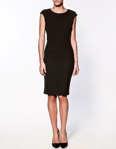 Little black Zara dress