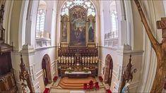 Kostol Navštívenia Panny Márie (kláštorný) v Nitre [8K] Trips, Youtube, Viajes, Traveling, Travel, Youtubers, Youtube Movies