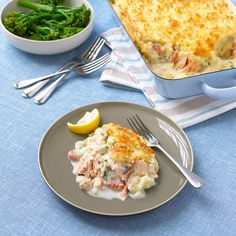 Mary Berry's salmon and crayfish pie recipe | Mary Berry Recipes | Red Online
