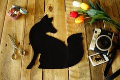 Personalizied fox pillow create your customized fox pillow