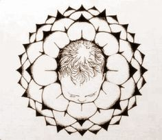 From Screening of Birth Story: Ina May Gaskin and the Farm Midwives, it can be use as a mandala.