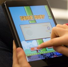 Flappy Bird's creator removed the game from app stores on Sunday. Is the game's departure a goodbye or good riddance?