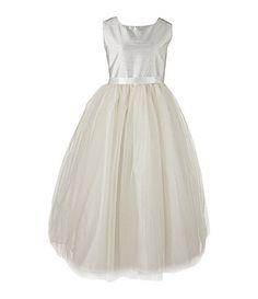 Pippa and Julie 714 Ballerina Dress #Dillards