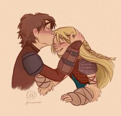 Modern HTTYD AU (Hiccstrid) Hiccup was bullied from the age of 9 un… Fanfiction Dreamworks Dragons, Disney And Dreamworks, Httyd, Hicks Und Astrid, Anime Love, Forehead Kisses, Hiccup And Astrid, Dragon Rider, Animation Film