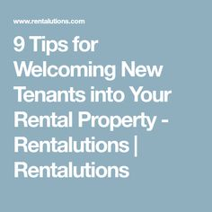 Renew Your Lease  Business Ideas Property Management Work