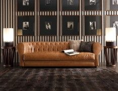 Italian Designer Luxury High End Sofas & Sofa Chairs: Nella Vetrina