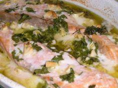 cozinharprafamilia: Salmão no forno