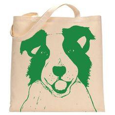 Border Collie Tote Bag  #Border #Collie #Tote From BorderCollies.xyz. Click through for more!