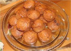 Muffins aux carottes et raisins 2