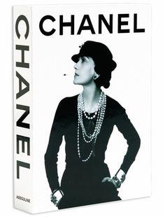Chanel Three Book Set