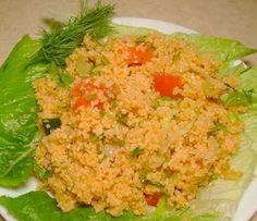 Couscous Recipe: Turkish Couscous Recipe - Kisir