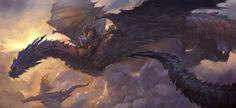 Dragonknight by Sketchshido.deviantart.com on @deviantART