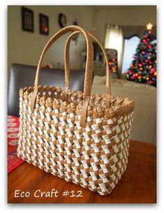 White Basket