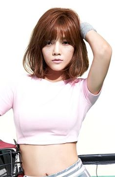 #AOA Official Japan website profile picture - Jimin #심쿵해 http://aoa-official.jp/free/feature/?id=2&hash=8e217…