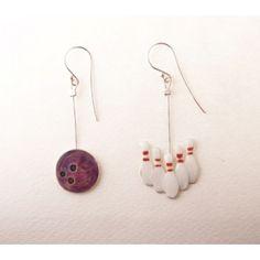 bowling earring