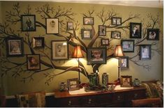 Wow this is so beautiful!  What an awesome way to display some family history.