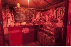 Halloween 2015 Butcher shop