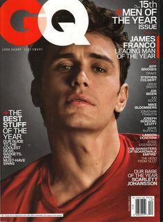 GQ James Franco December 2010