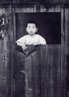 Japan boy, 1940s by Werner Bischof