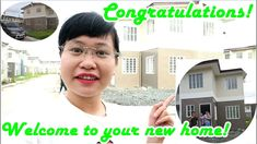 LANCASTER NEW CITY - ALICE HOUSE INSPECTION - CONGRATULATIONS TO YOUR NE... House Inspection, Congratulations To You, Home Ownership, New City, Free Travel, Happy Moments, Lancaster, Alice, New Homes