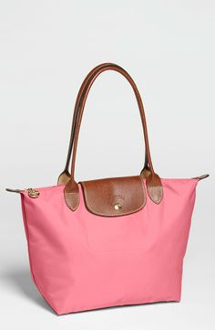 pink or lagoon longchamp for summer