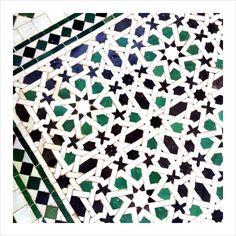 Grant K. Gibson - Moroccan Tile