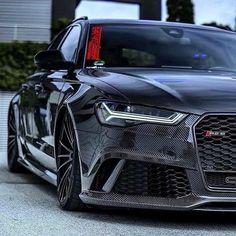 Audi RS6 Avant B7