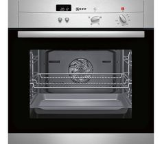 £329 - NEFF B12S32N3GB Electric Oven - Stainless Steel