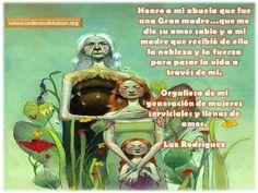Honro a las mujeres de mi clan. CONSTELACIONES