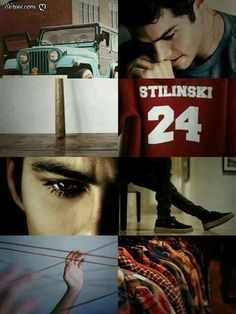 stiles and teen wolf afbeelding