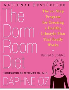 The Dorm Room Diet book makes the perfect graduation gift for graduation seniors! It's hard to stay away from the Freshman 15!