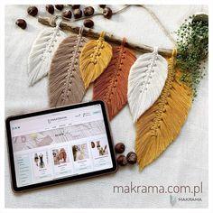 """Makrama życie z pasją 🦋 on Instagram: """"Październik rozpoczął się od dokończenia projektu strony sklepowej www.makrama.com.pl 🥰 Wielkie podziękowania za projekt i realizacji…"""""""