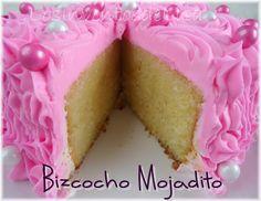 Los Inventos de Lisa: Bizcocho Mojadito