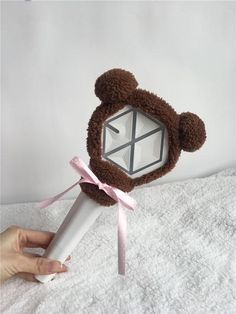 Give your EXO lightstick the love it deserves with these adorable plush animal lightstick covers! High quality plush material Perfect fit over the EXO Lightstick The ideal gift for yourself or the hard-core EXO-L in your life Registered worldwide shipping Lightstick Exo, Baekhyun, Exo Merch, Exo Lockscreen, Best Kpop, Pretty Anime Girl, Plush Animals, Kpop Aesthetic, Plushies