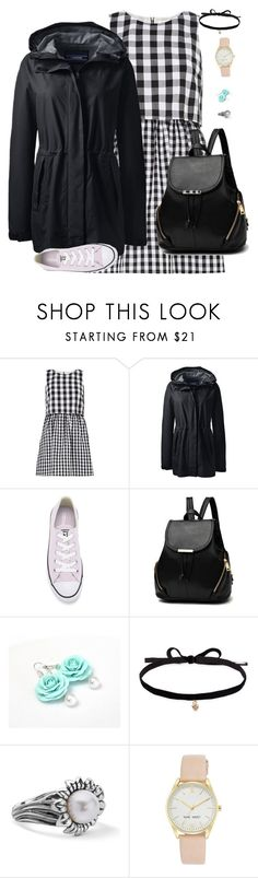 """""""Easter party"""" by makeupjohnson on Polyvore featuring Lands' End, Converse, Joomi Lim and Nine West"""