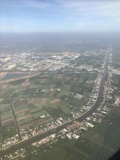 Aerial view of Saigon