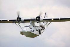 PBY Catalina - Shuttleworth Spring Airshow 2009