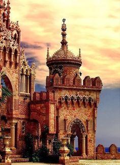 Colomares Castle - Benalmadena, Malaga